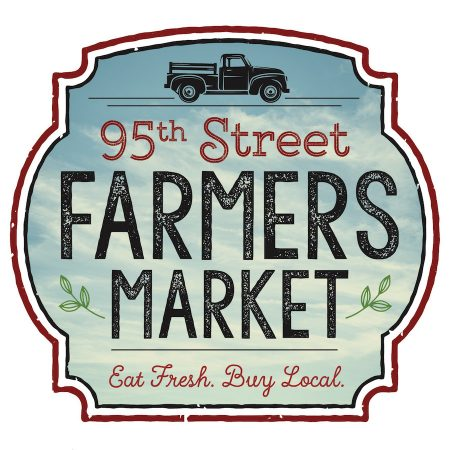 Color logo for 95th Street Farmers Market
