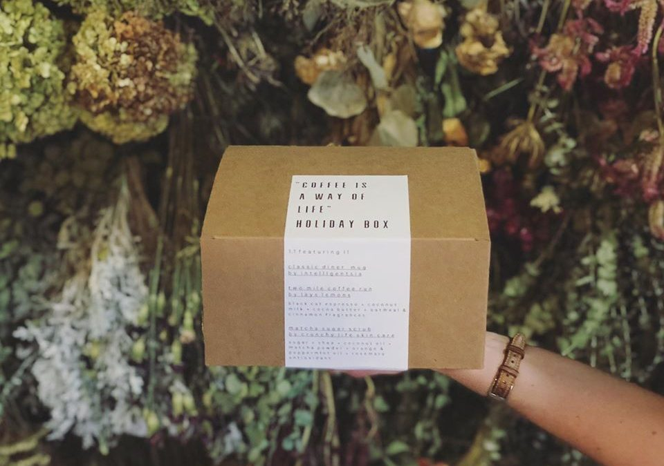 Two Mile Offers Coffee-Themed Holiday Gift Boxes