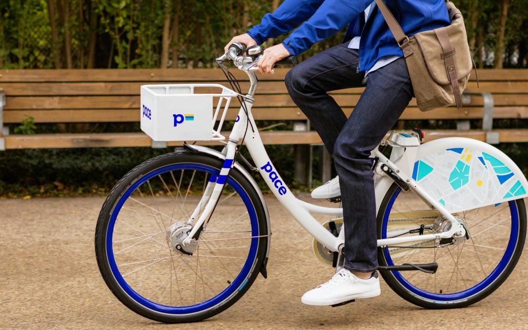 Pace Bike Share Offers Discount to Farmers Market Visitors